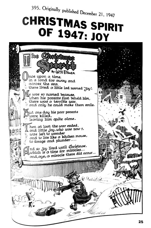 The Christmas Spirit of 1947 & Darling's First Christmas