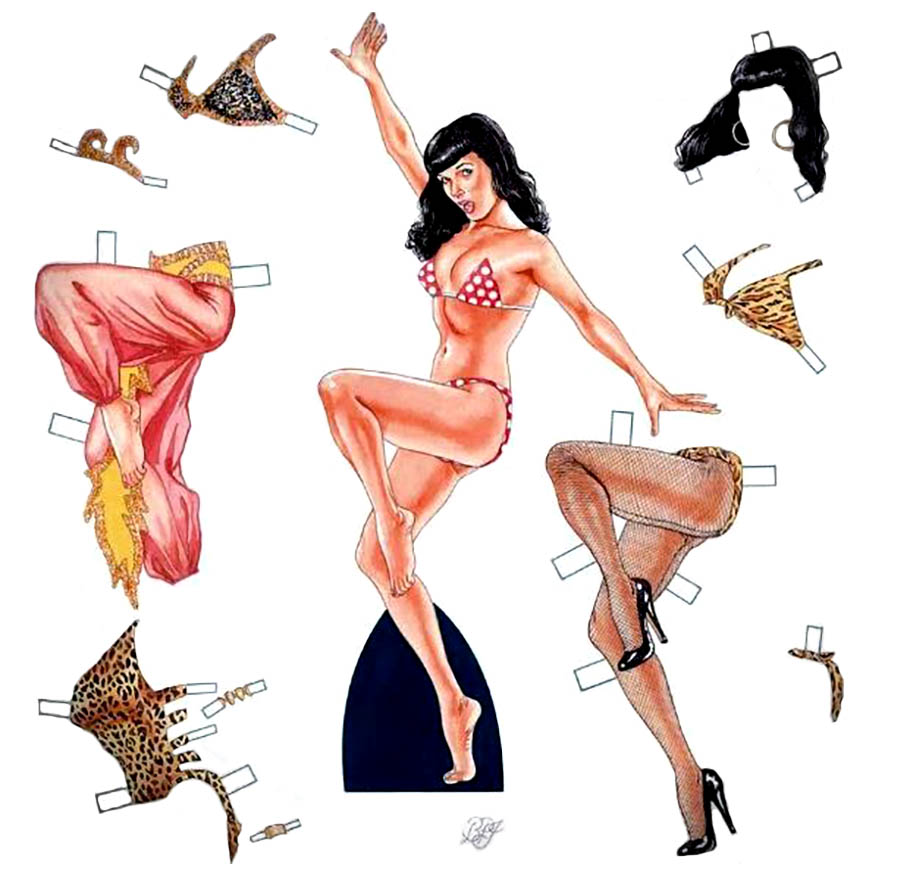 11betty.page .dress .up .paper .doll .via .papermau.05