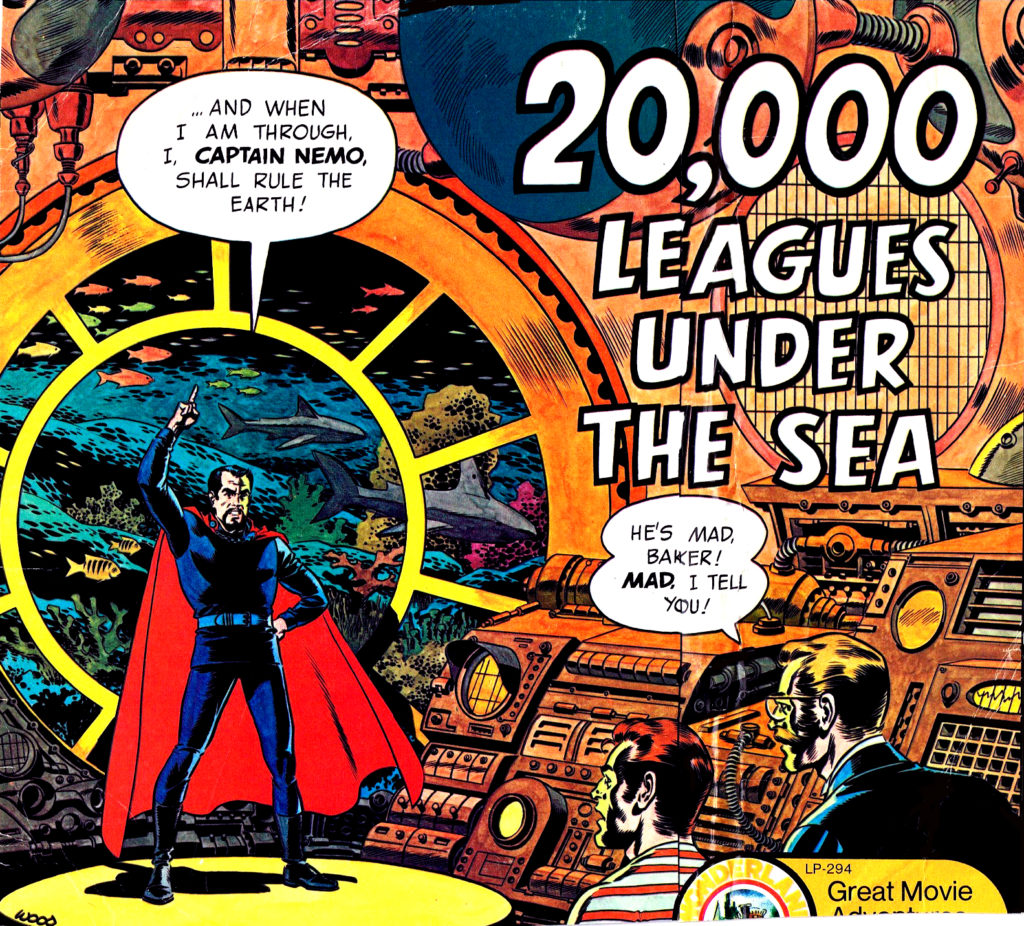 20000 leaks under the sea page 00A
