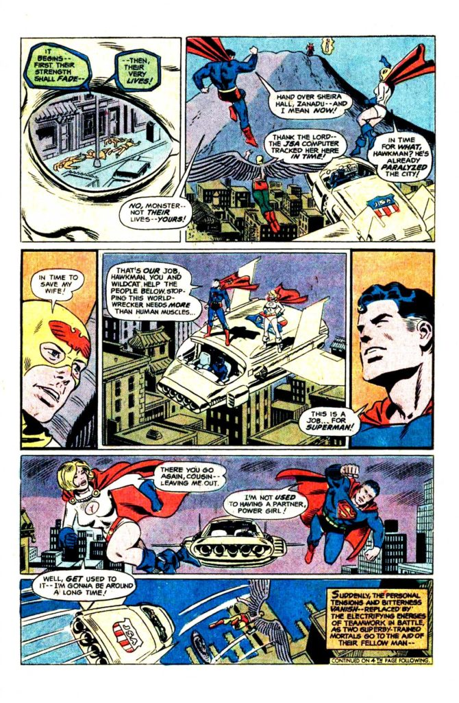 All Star comics 62 When fall the mighty 15