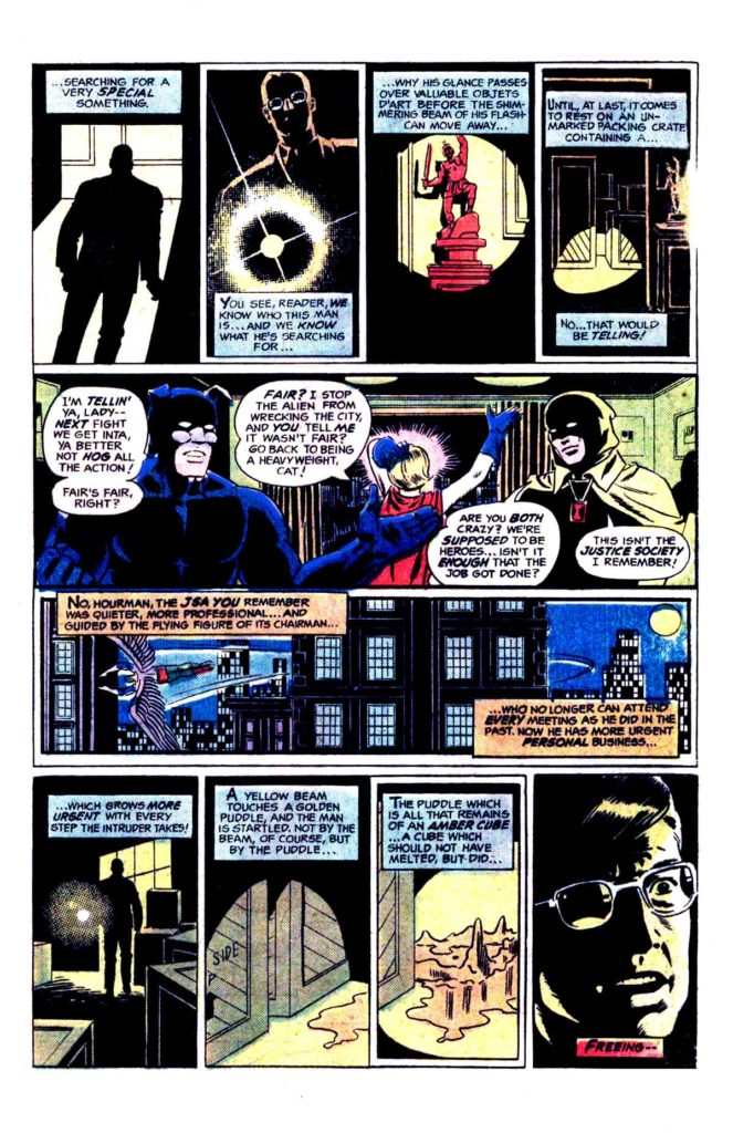All Star comics 62 When fall the mighty 6