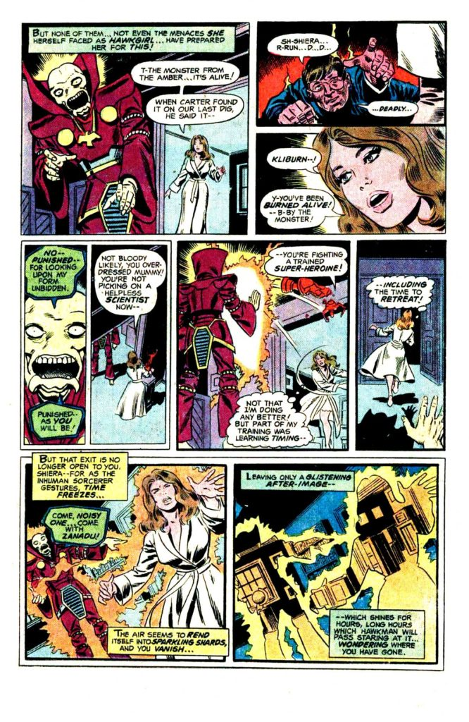 All Star comics 62 When fall the mighty 8