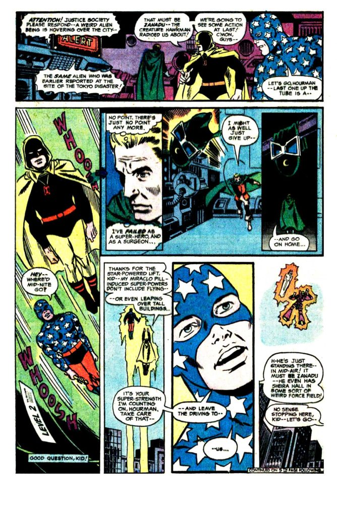 All Star comics 63 The death of doctor Fate 11