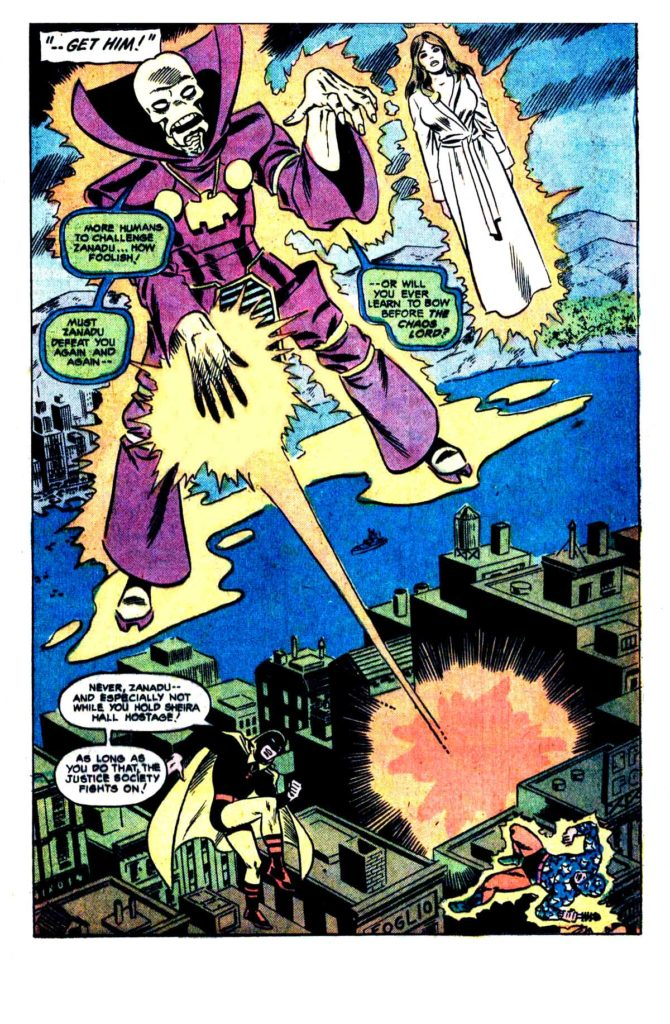 All Star comics 63 The death of doctor Fate 12