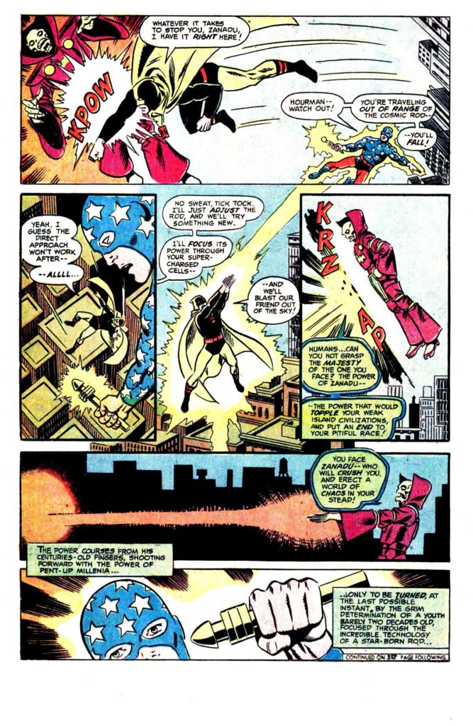 All Star comics 63 The death of doctor Fate 13
