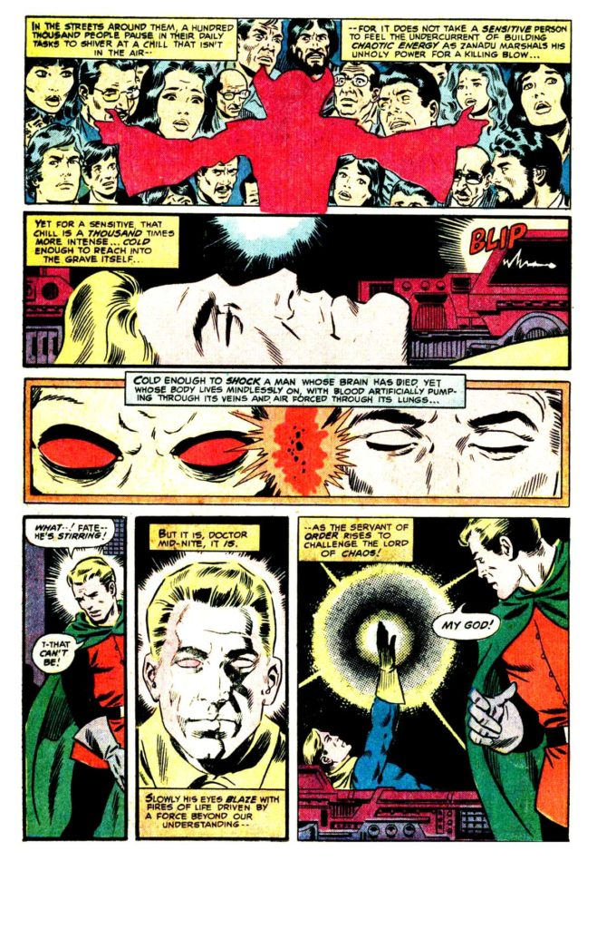 All Star comics 63 The death of doctor Fate 15