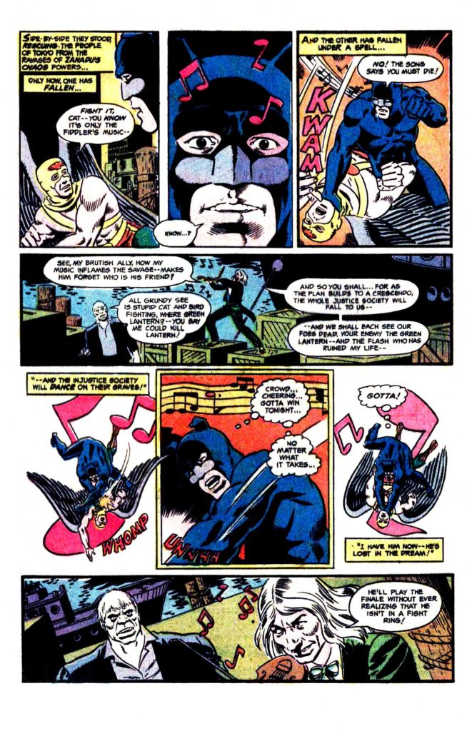 All Star comics 63 The death of doctor Fate 3