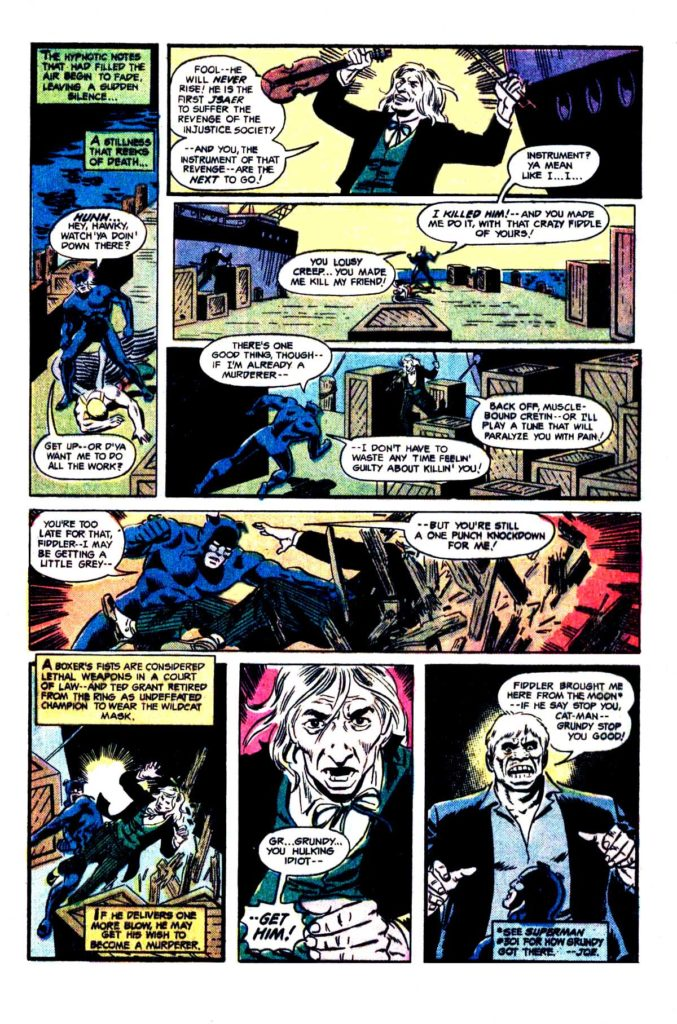 All Star comics 63 The death of doctor Fate 4