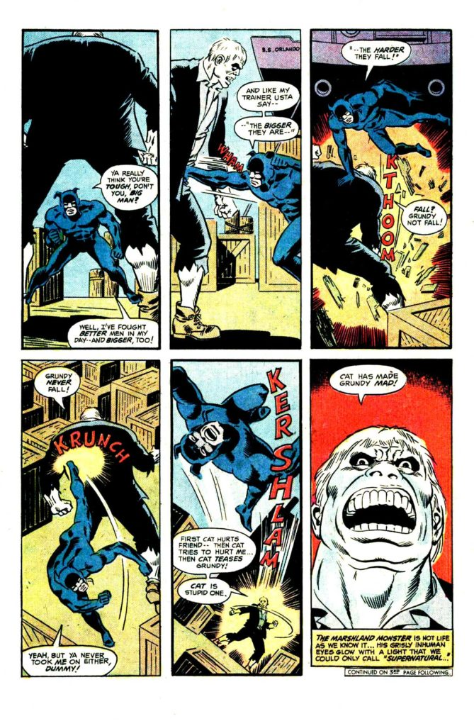 All Star comics 63 The death of doctor Fate 5