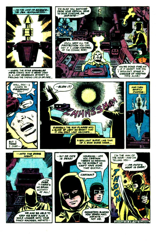 All Star comics 63 The death of doctor Fate 9