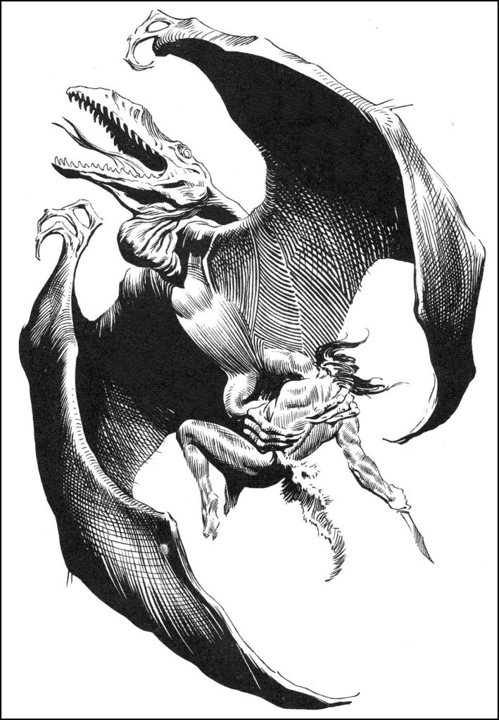 At The Earths Core by FRAZETTA 8