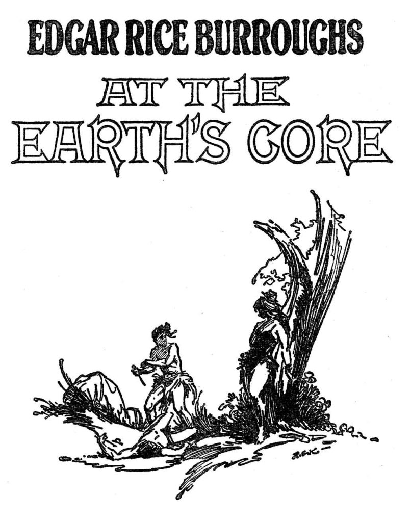 At The Earths Core by Ray Krenkel 2