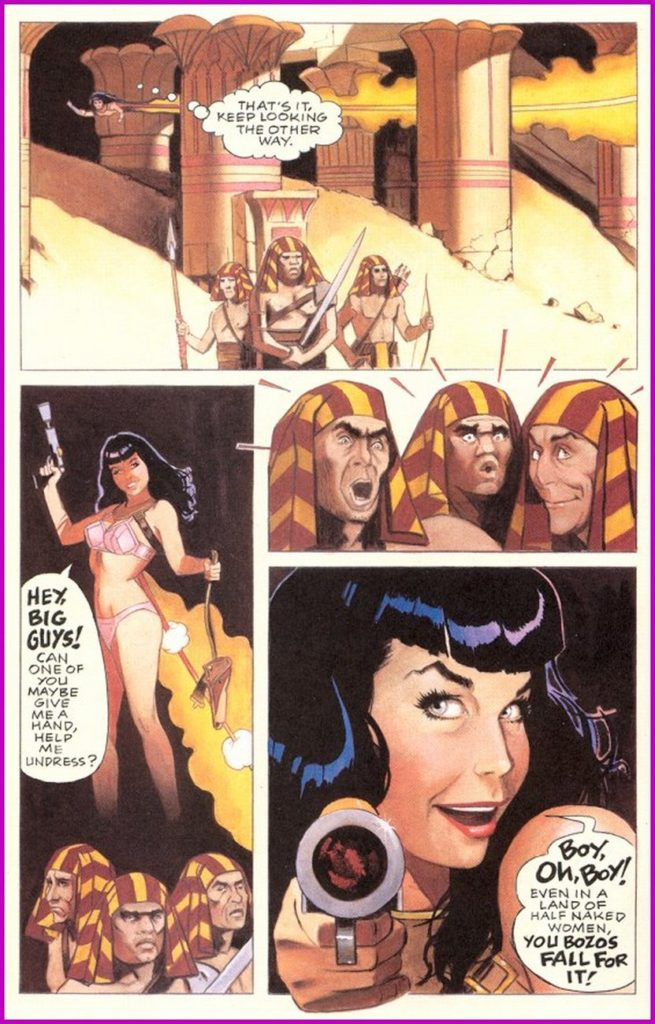 Bettie Page Queen of the Nile 3 15