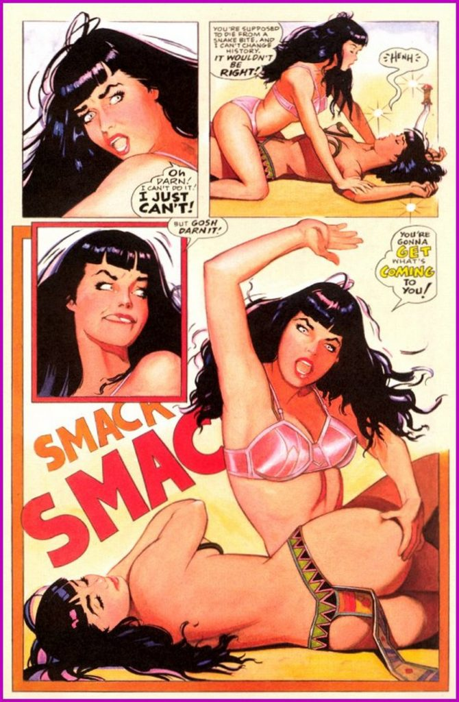Bettie Page Queen of the Nile 3 21