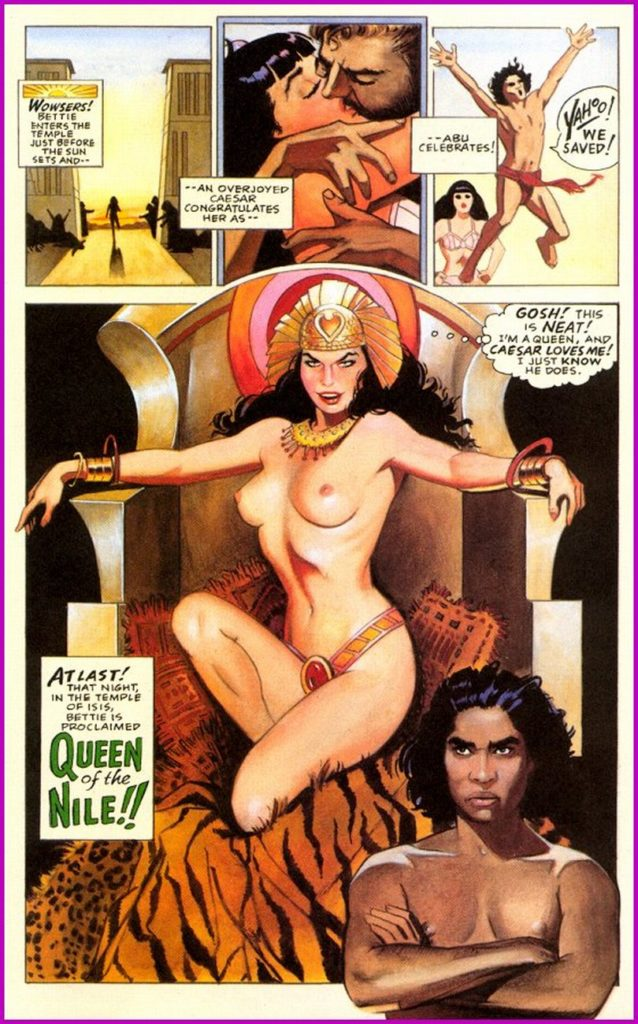 Bettie Page Queen of the Nile 3 22