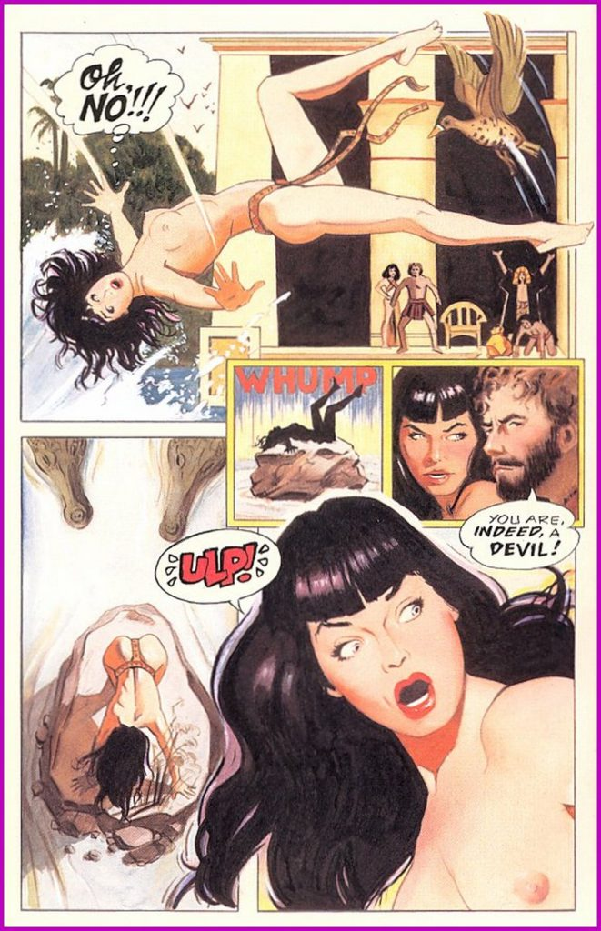 Bettie Page Queen of the Nile 3 3