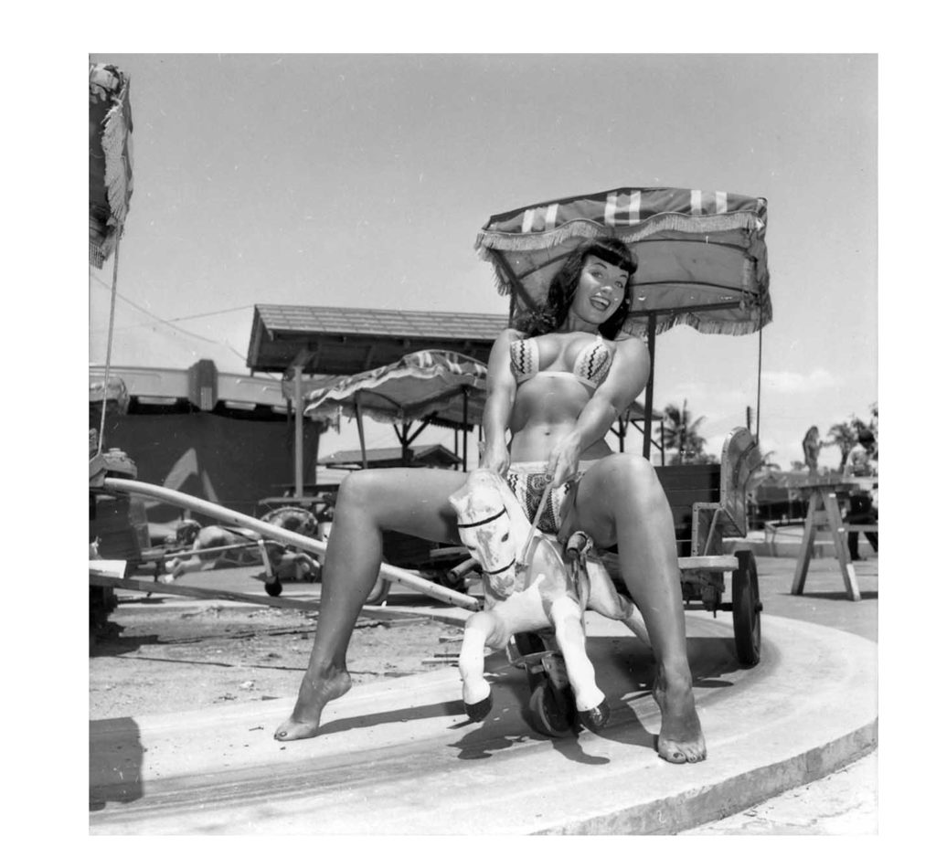 Bettie Page at Funland 11 1