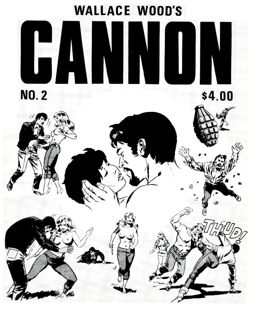 Cannon 2 Dogs fights in the air 2