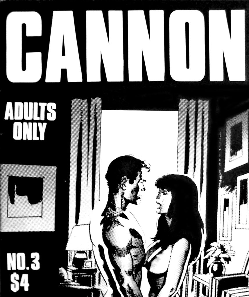 Cannon 3 Love lost and larceny 40
