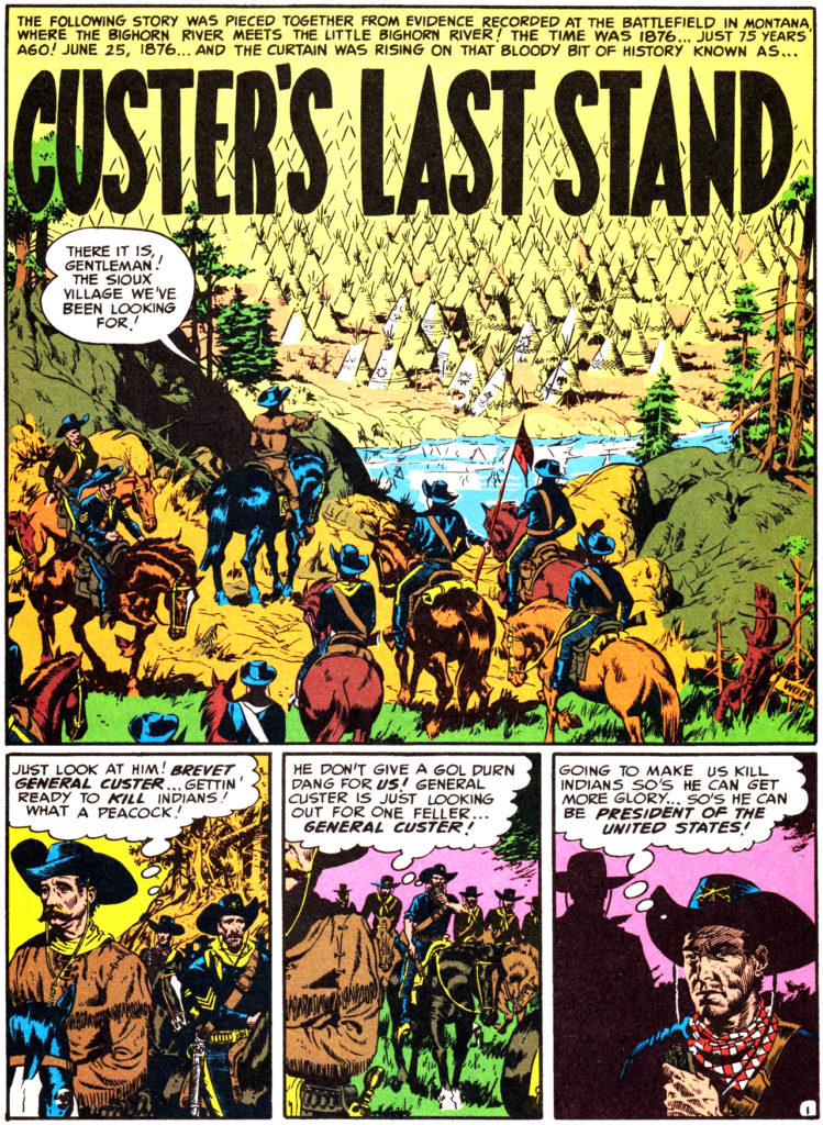 Custers Last Stand 1