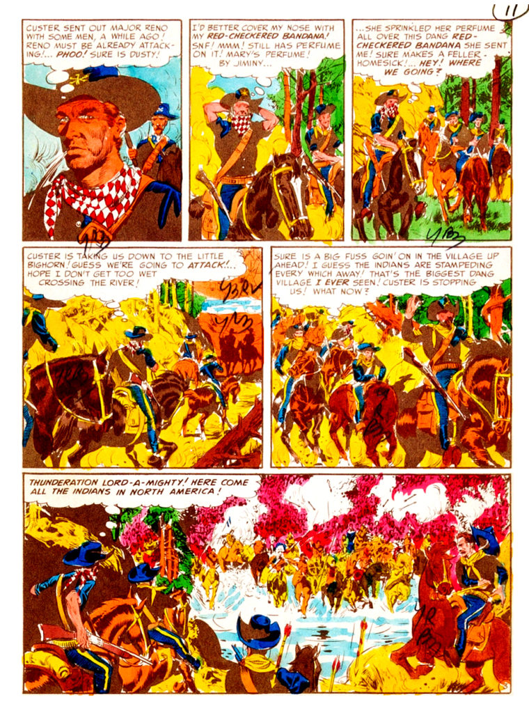 Custers Last Stand page 3