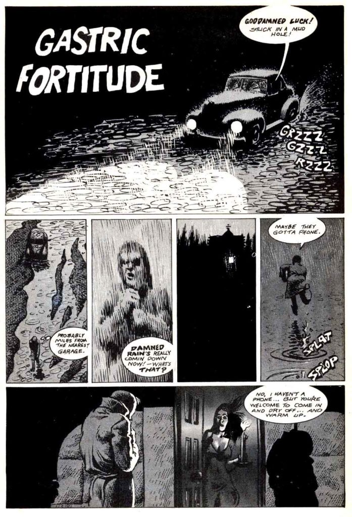 Death Rattle 1 18A Gastric fortitude