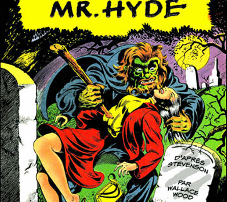 Dr Jekyll and Mr Hyde 1