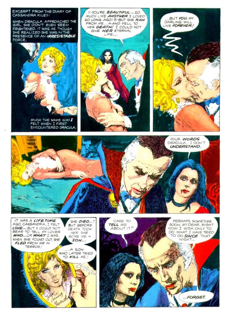 Dracula The Winged Shaft of Fate 6