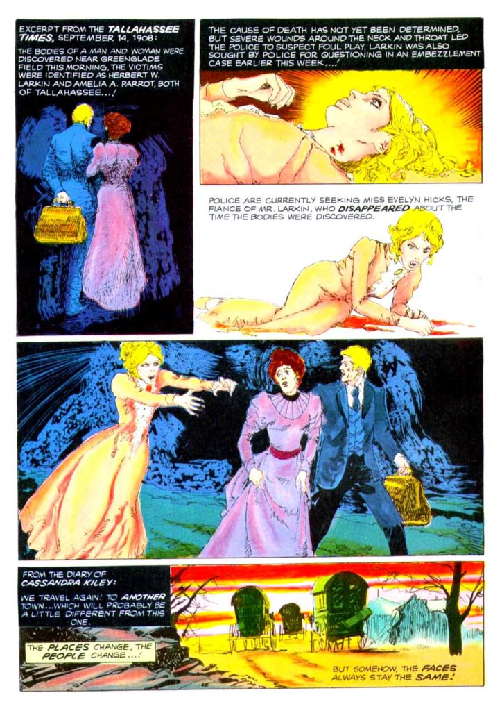 Dracula The Winged Shaft of Fate 8