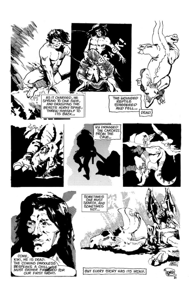 FANTASY ILLUSTRATED 4 PAGE 10