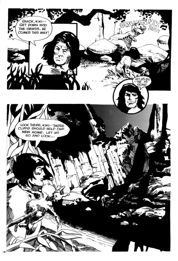 FANTASY ILLUSTRATED 4 PAGE 3
