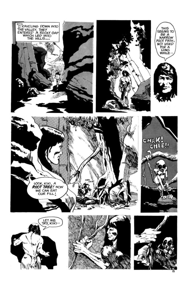 FANTASY ILLUSTRATED 4 PAGE 4