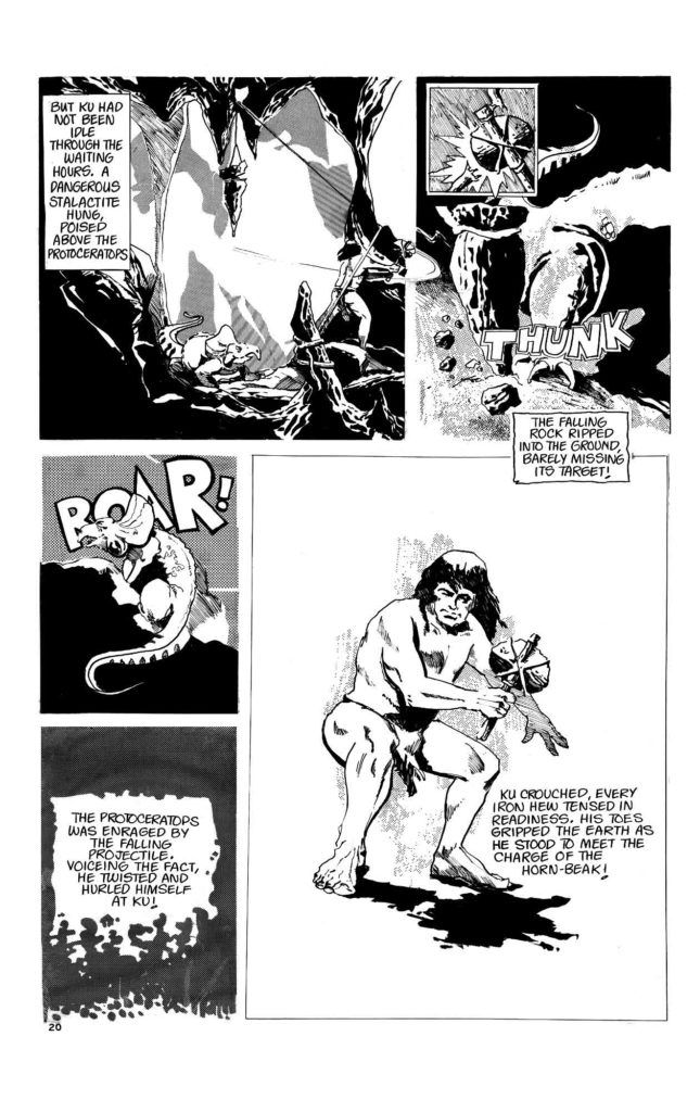 FANTASY ILLUSTRATED 4 PAGE 9