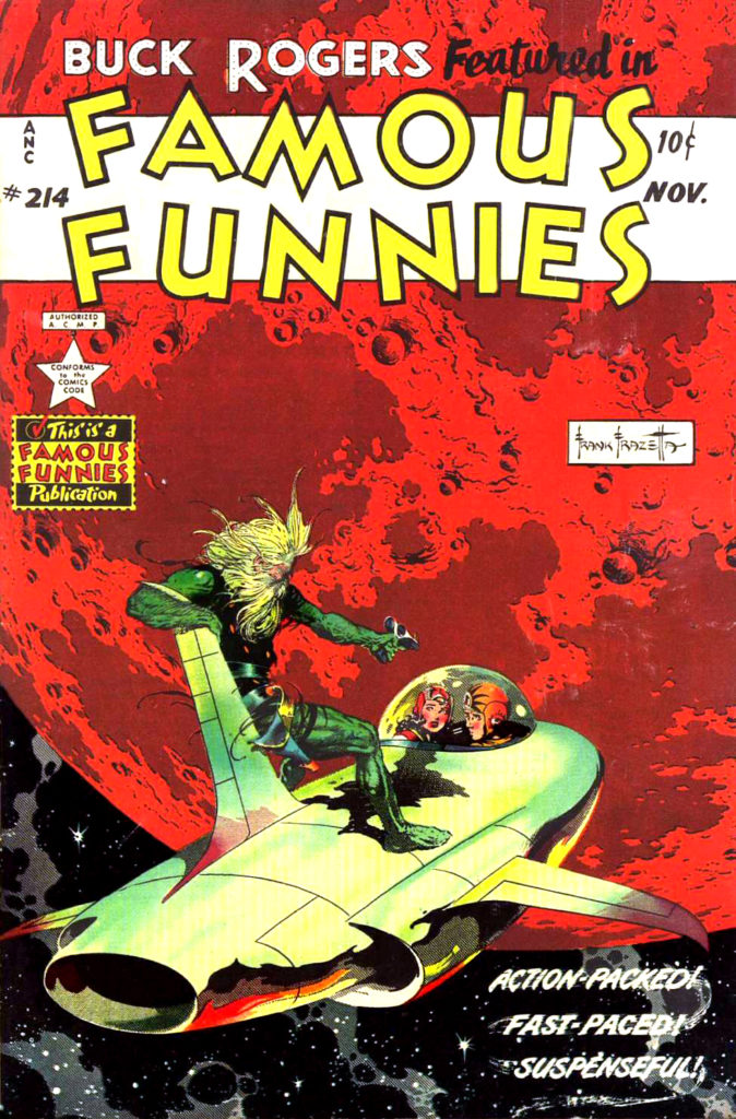 Famous Funnies 214 1 Buck Rogers