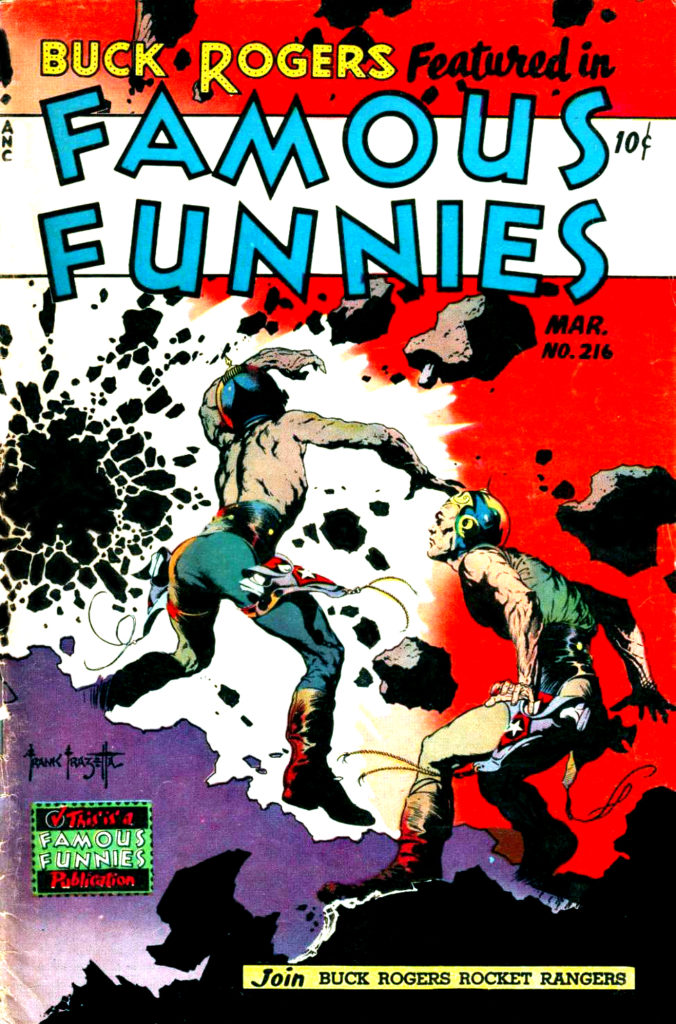 Famous Funnies 216 1