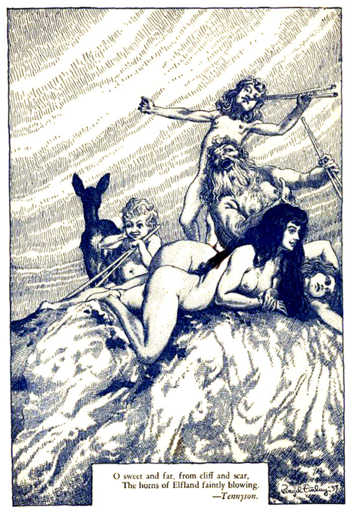 Findlays Illustrations for Weird Tales 1936 1938 page 06