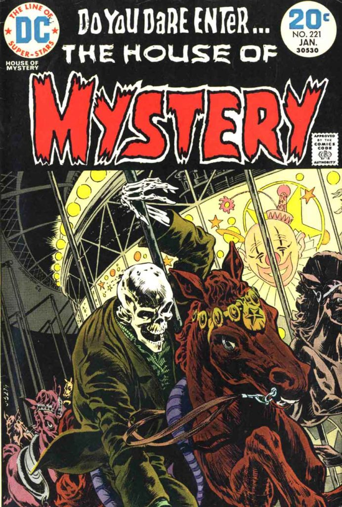 House of Mystery 221