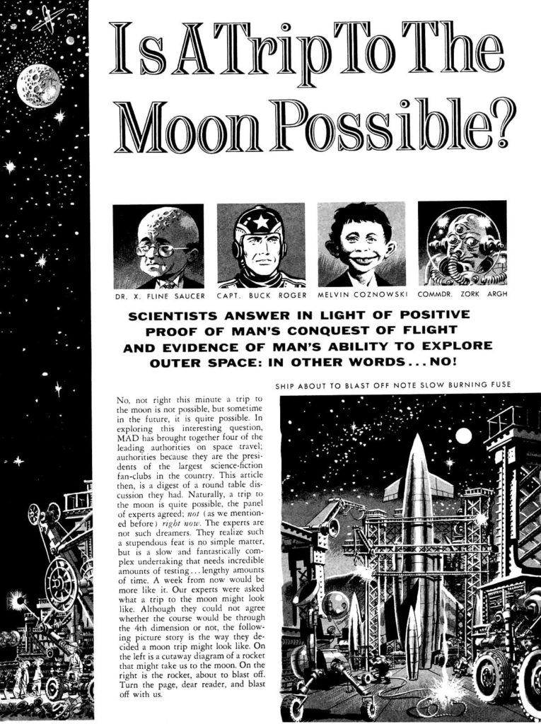 Is a Trip to the Moon possible 3A