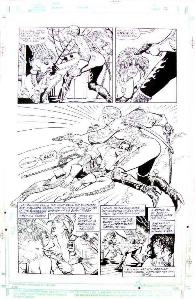 LADY RAWHIDE PAGE 12 ISSUE 1