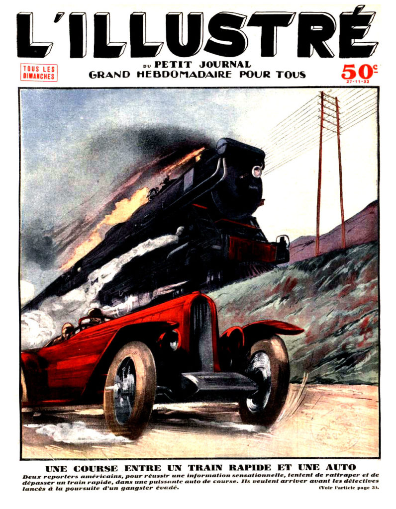 Le Petit Journal Illustre 1932 11 27 Numero 2188.page 1