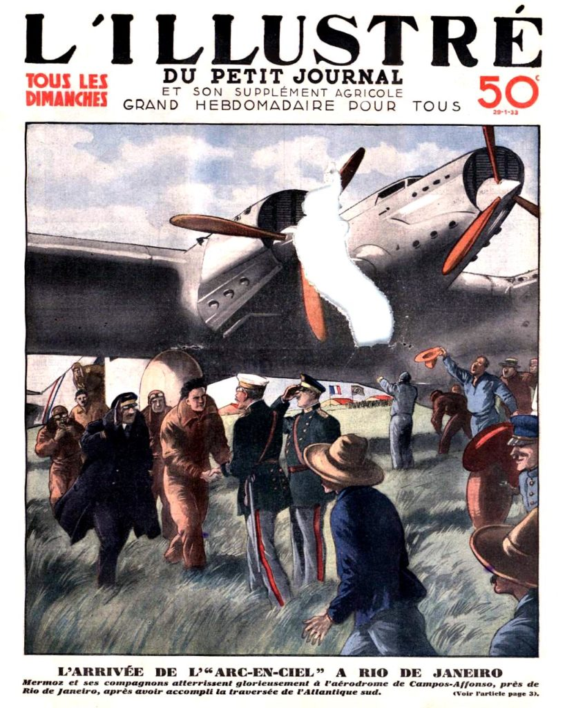 Le Petit Journal Illustre 1933 01 29 Numero 2197.page 1a