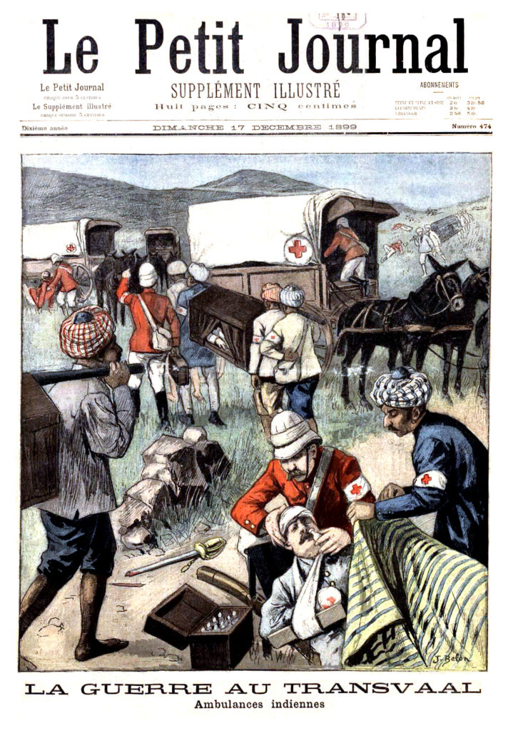 Le Petit Journal illustre 1899 N°474