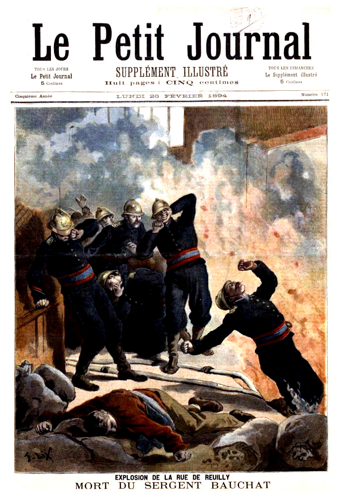 Le petit journal illustre 1894 N°171