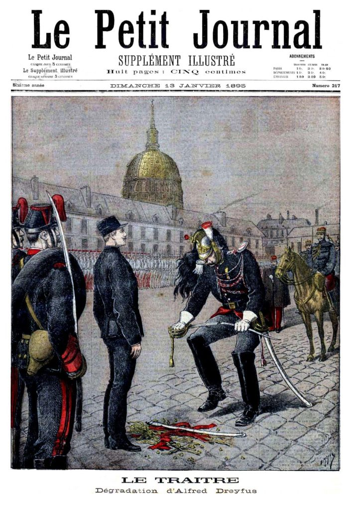 Le petit journal illustre 1895 N°217a