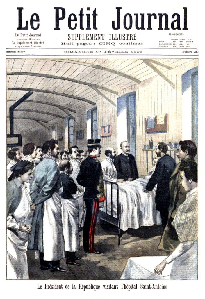 Le petit journal illustre 1895 N°222a
