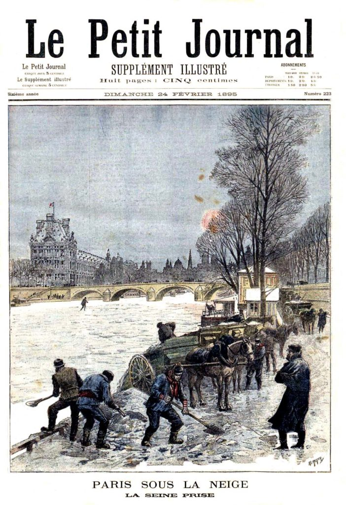 Le petit journal illustre 1895 N°223a