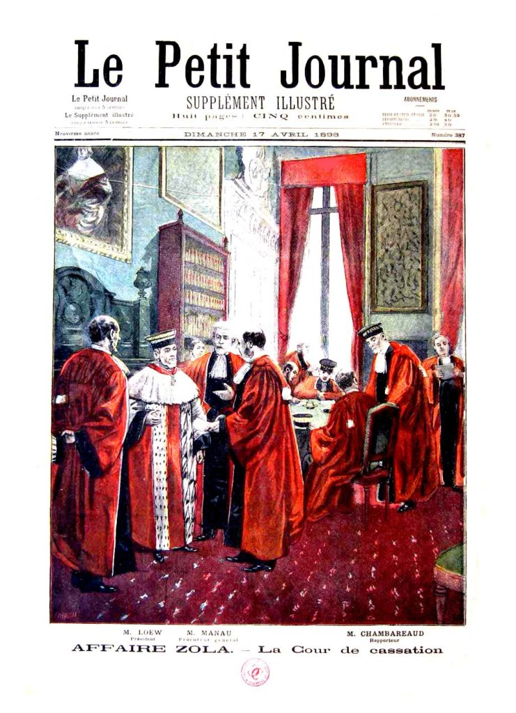 Le petit journal illustre 1898 N°387a
