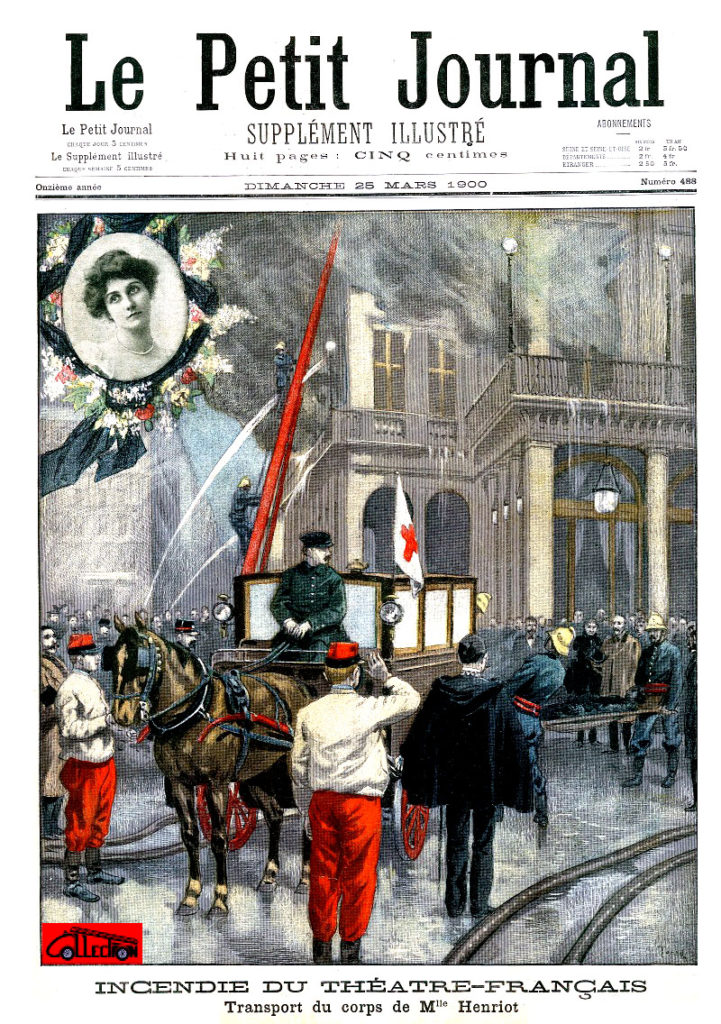 Le petit journal illustre 1900 N°488