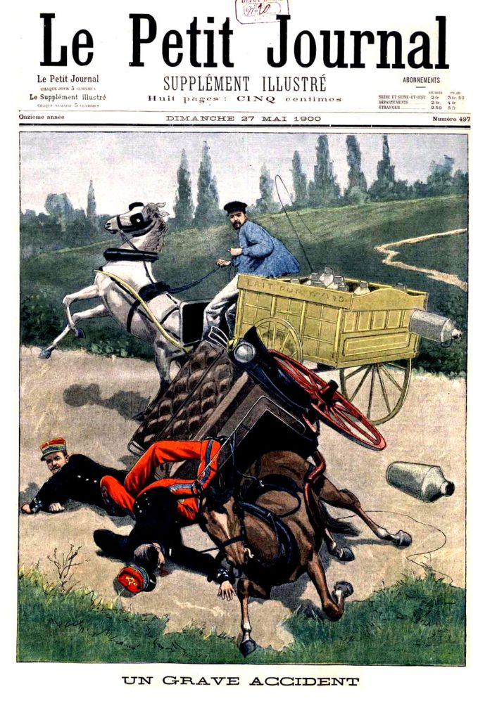 Le petit journal illustre 1900 N°497a