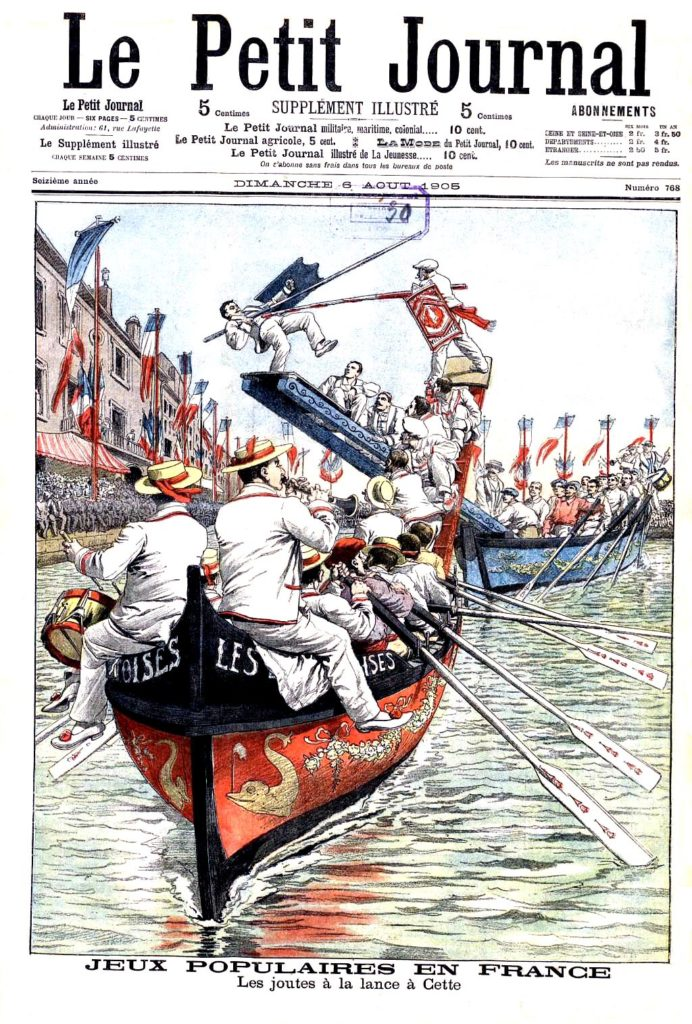 Le petit journal illustre 1905 N°768a